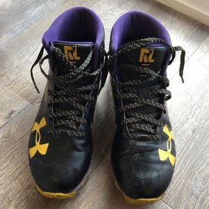 Under armour Ray Lewis football cleats